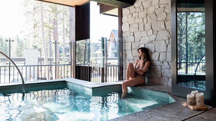 The Spa at Edgewood Tahoe