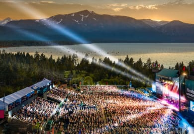 Lake Tahoe Outdoor Arena