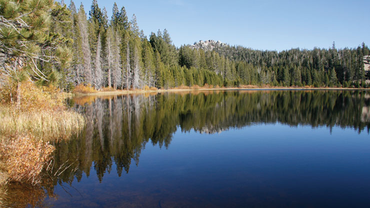 Spooner Lake Back Country (California State Parks)