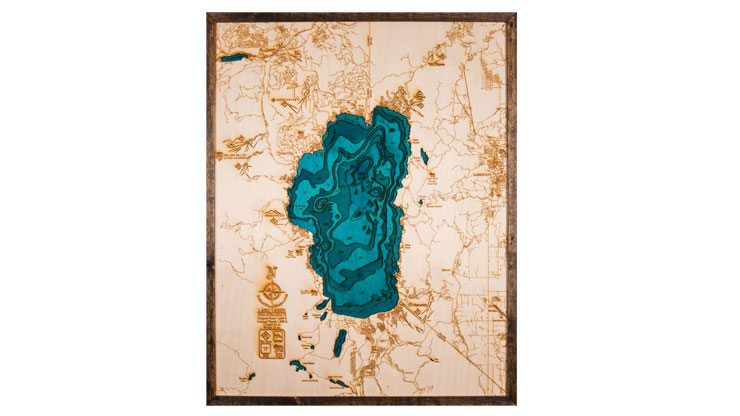 Tahoe Wood Maps