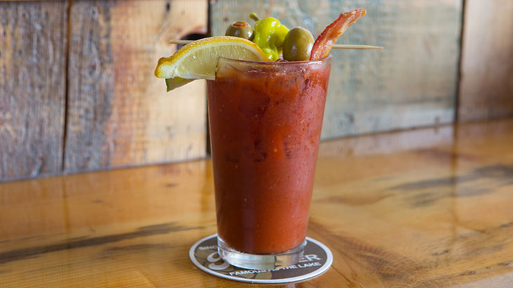 The Brewer's Cabinet Bloody Mary