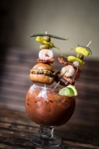 The Stick Bloody Mary