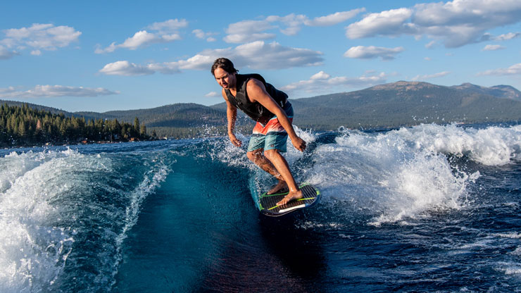 Wakeboarding (Matt Morning)