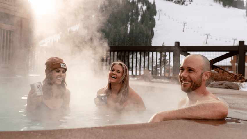 Hot tub Squaw - Go Tahoe North (Trevor Clark)