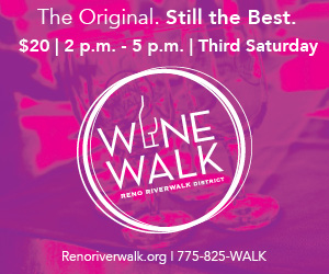 Wine Walk ad
