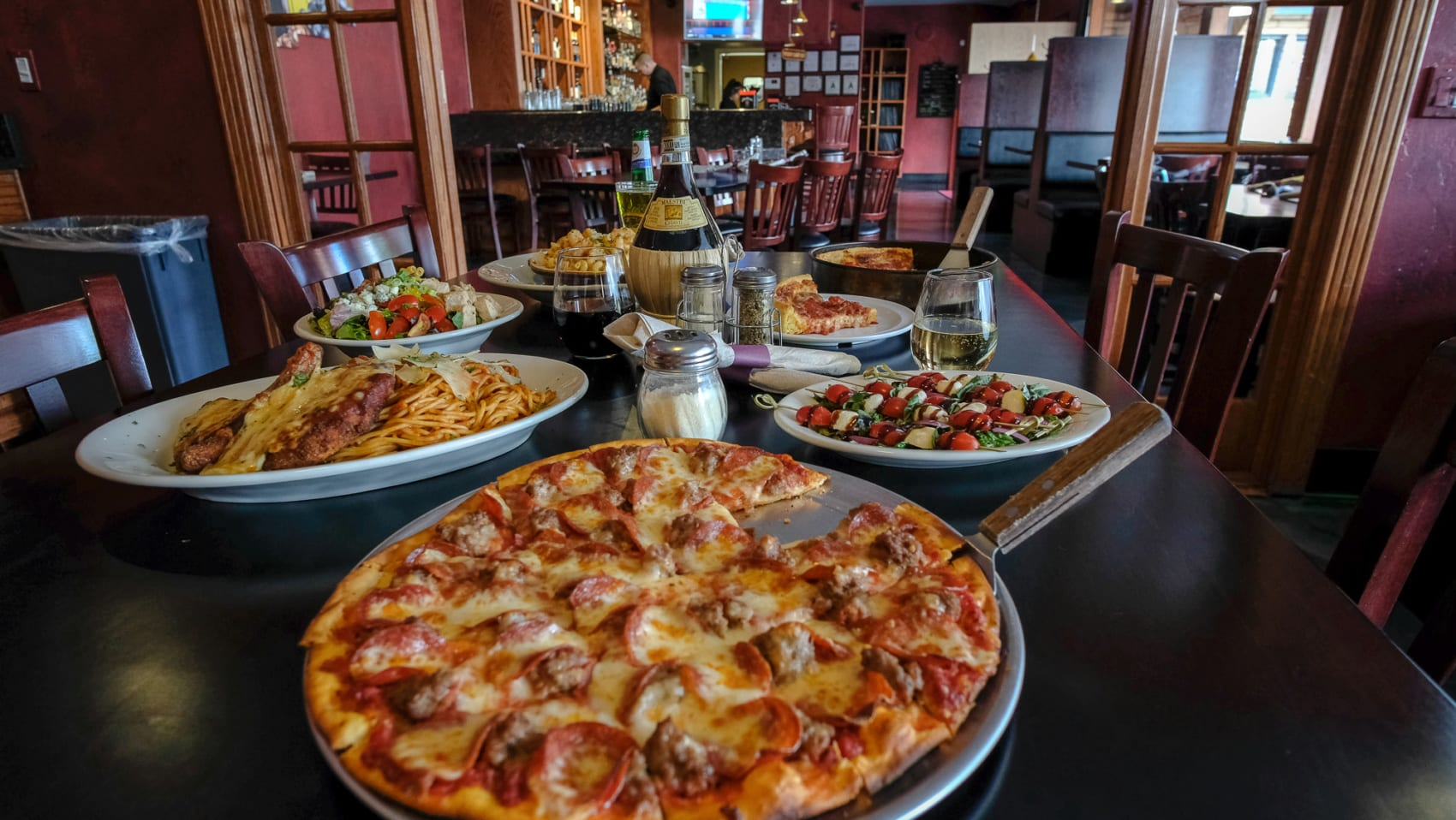 A Sampling of Deliciousness at Mangia-Tutto