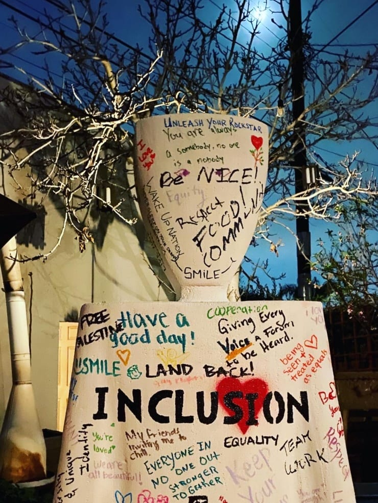 RACE, INCLUSION and HEALING