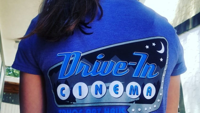 Drive-in Cinema Shirt