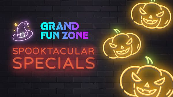 Halloween at Grand Fun Zone