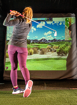 Virtual Golf & Lessons at Incline Village Golf Course