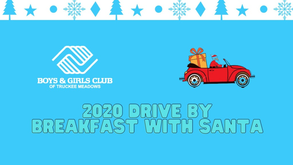 2020 Drive By Breakfast With Santa