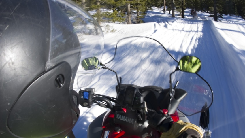 Zephyr Cove Snowmobiling