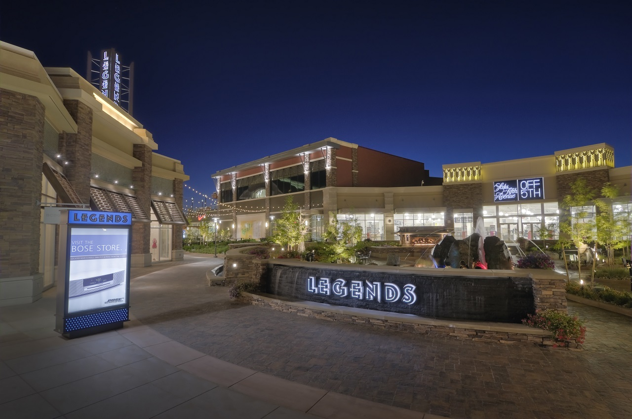 Outlets at Legends - Shopping in Reno/Tahoe