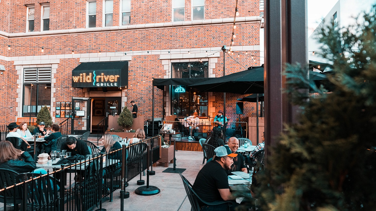Wild River Grille - Outdoor Dining in Reno/Tahoe