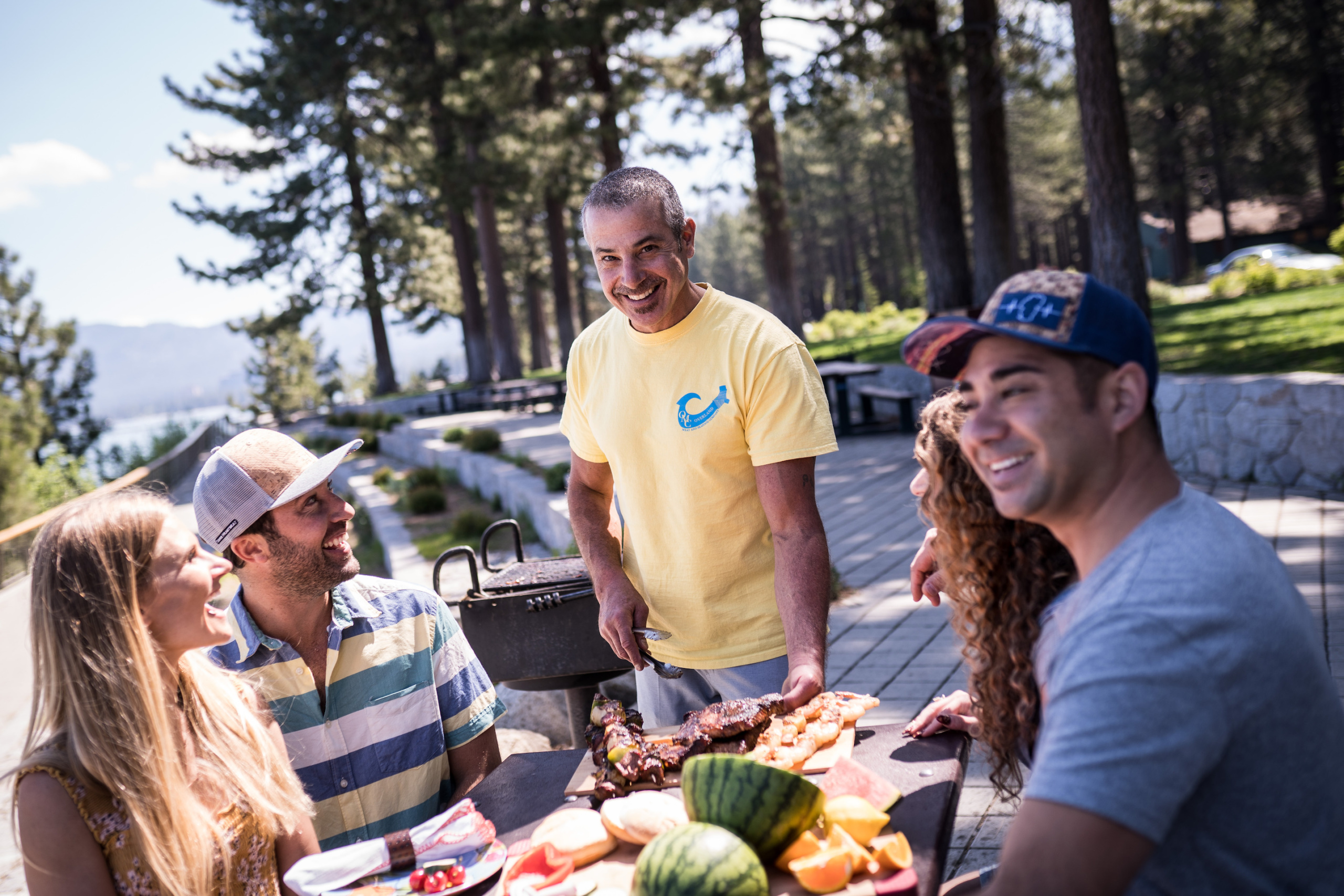Summer Grilling - Overland Meat & Seafood Co. (Jeramie Lu Photography)