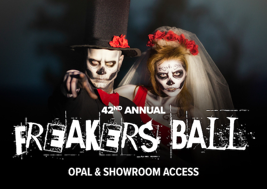 42nd Annual Freakers Ball at MontBleu