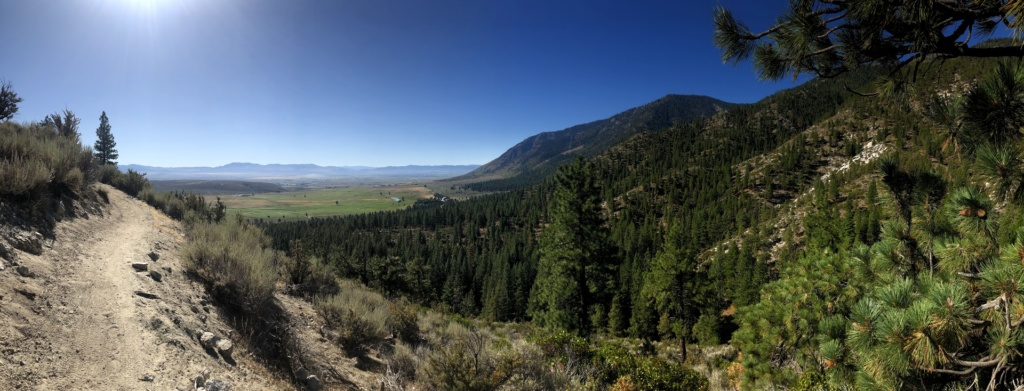Clear Creek in Carson Valley