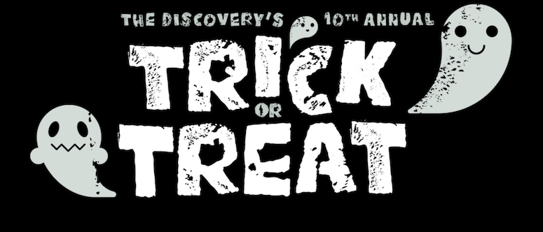 The Discovery's 10th Annual Trick or Treat